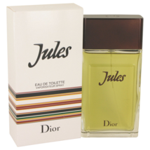 Christian Dior Jules Cologne 3.4 Oz Eau De Toilette Spray image 1