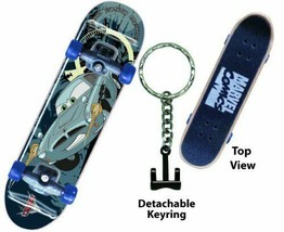 Disney Cars Skateboard-Professor Z Keyring - $6.89
