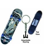 Disney Cars Skateboard-Professor Z Keyring - $6.92