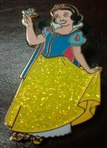 Disney Pin 69624 DLRP Sparkle Princess Snow White & bird Disneyland Resort Paris - $56.43