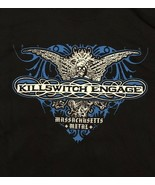 Killswitch Engage Massachusetts Metal Men's Medium M T-Shirt Metalcore H... - $17.50