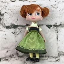 Disney Frozen Elsa Toddler Doll Green Dress - $11.88