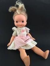 Vintage Fisher Price  My Friend Mandy Doll 211 1978 Blonde Hair - $19.79
