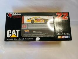 Bill Davis Racing #22 CAT Ward Burton - $19.79