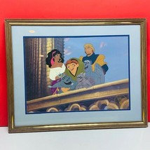 Walt Disney Store lithograph poster print litho 14X11 Hunchback Notre Da... - $57.83