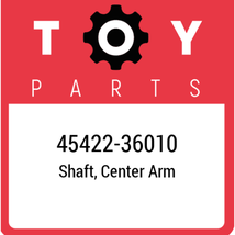 45422-36010 Toyota Shaft, New Genuine OEM Part - $52.98