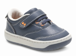 Baby Toddler Boys' Surprize by Stride Rite Navy Arthur Sneakers size 2 3  NWT image 1
