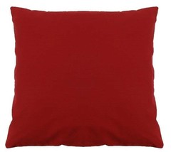 Red Cotton Decorative Cushion Cover Bed Pillow Case 12 to 32 inch - $6.93+