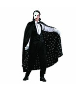 Charades the Phantom of the Opera Mysterious Adult Mens Halloween Costum... - £37.69 GBP