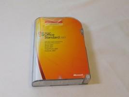 Microsoft Ufficio Standard 2007 PC Upgrade 021-07668 Aperto N. Nuovo Par... - $101.55