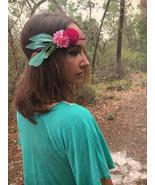 Summer Music Festival Headband, Braided headband, festival hair decorati... - £10.68 GBP