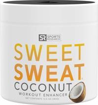 Sweet Sweat Coconut 'Workout Enhancer' Gel - 'XL' Jar (13.5oz) - $50.80
