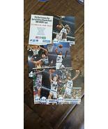 1993-94 Pepsi NBA Cerchietti Orlando Magic 8 Scheda Set Shaquille o' Nea... - $24.95