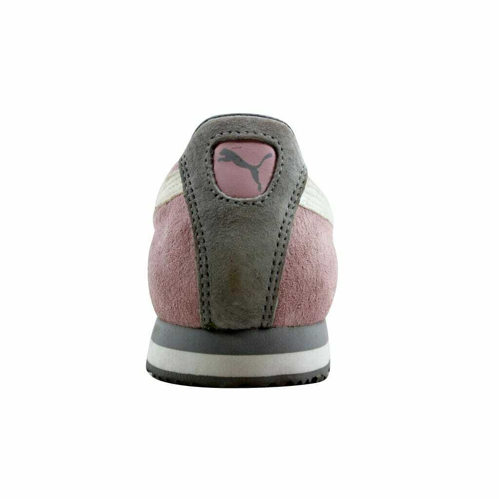 Puma Roma Pigskin EXT Cradle Pink/Vapor Blue-White 341959 17 Women's Size 7