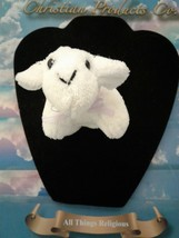 Plush Religious Jesus Lamb stuffed animal toy - $6.53