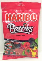 Haribo Berries Gummi Candy 8 oz Gummy - $4.64