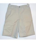 """Dickies Mens Beige Work Shorts 11"""" Side Pocket ... - $10.57"""