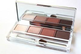 Clinique Colour Surge Eyeshadow Quad in Black Honey - Full Size - u/b - $24.98