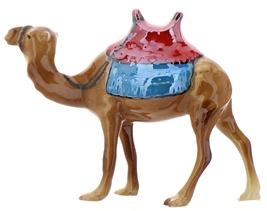 Hagen-Renaker Specialties Ceramic Nativity Figurine Saddled Camel with Blanket image 12
