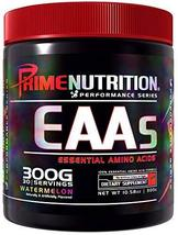 Prime Nutrition Eaa Supplement, Watermelon, 300 Gram/10.58 oz. - $29.69
