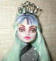 OOAK Repaint Custom Art Monster High Ever After Nora Doll Biel #1 - $62.37