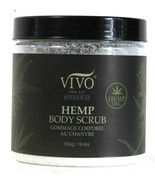 1 Count Vivo Per Lei Botanical 16 Oz Hemp Oil Gentle Skin Smoothing Body... - $18.99