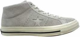 Converse One Star Mid Egret/Egret/Egret 157702C Men's Size 9 - $90.00