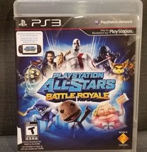All-Stars Battle Royale (Sony PS3, 2012) PS3 Video Game - $7.84