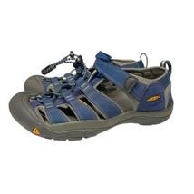 Keen Newport H2 1009962 Youth Blue Waterproof Sport Sandals Size 4 - $19.93