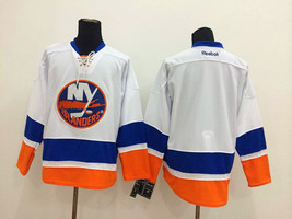 Swen Logo New York Islanders Blank White Ice Hockey Jerseys - €42,46 EUR