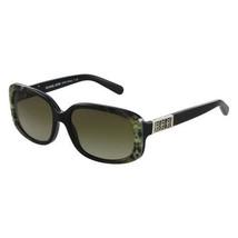 NEW Michael Kors Women's Delray Oval Sunglasses in Green Snake MK6011 301713 - $98.99