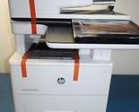 LOT OF 8 HP LaserJet Enterprise M527DN All-in-One Monochrome Laser Printer F2A77 - $5,849.99