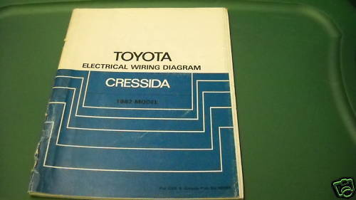 Remarkable 1982 Toyota Cressida Electrical Wiring And 28 Similar Items Wiring 101 Orsalhahutechinfo