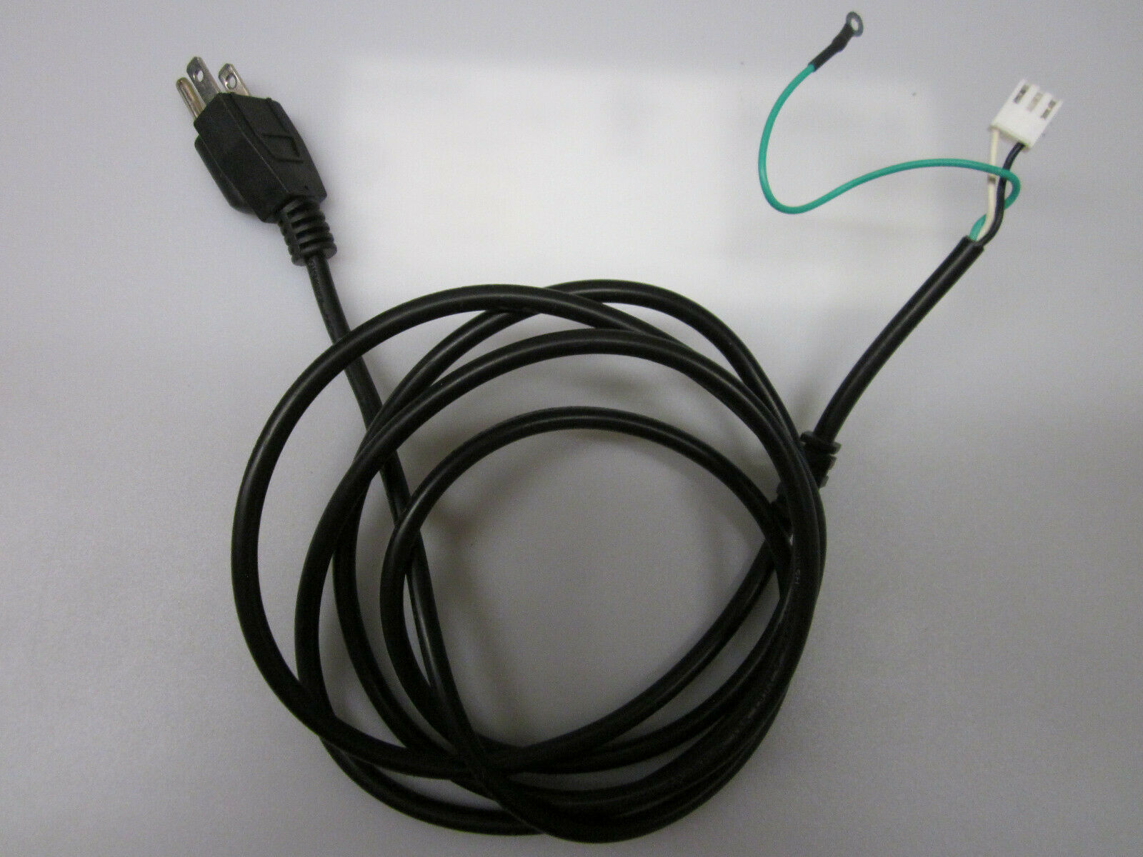 "Primary image for Sceptre 32"" X322BV-HD OEM AC Power Cable 3 prong 18AWGx3C 300v 6'"