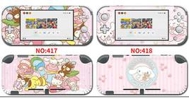 Vinyl Decal Skin Sticker Protector for Nintendo Switch Lite Cinnamoroll - $8.99