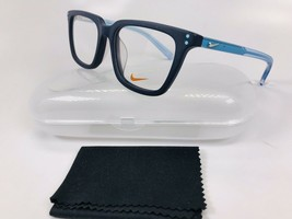 New Authentic NIKE KIDS 5KD 410 Matte Obsidian Eyeglasses 47mm with Case - $74.20
