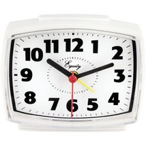 Equity by La Crosse 33100 Electric Analog Alarm Clock - $29.97