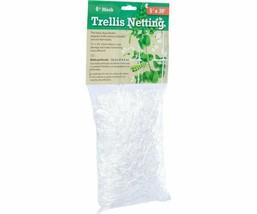 "Hydrofarm Trellis Netting Long Lasting 3.5"" Inch Mesh, Woven 5'x15' Feet... - $30.35"