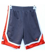 Boys Mesh Lined Shorts M (8/10) Stretch Waist Soft Basketball Gym Fitness - $9.89