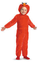 Sesame Street Elmo , Toddler Costume , 2T , Free Shipping - $35.00