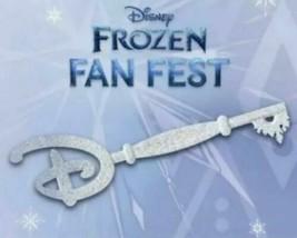 NIP Frozen Disney Fan Fest Collectible Key - Shop Disney LE SOLD OUT - $29.69