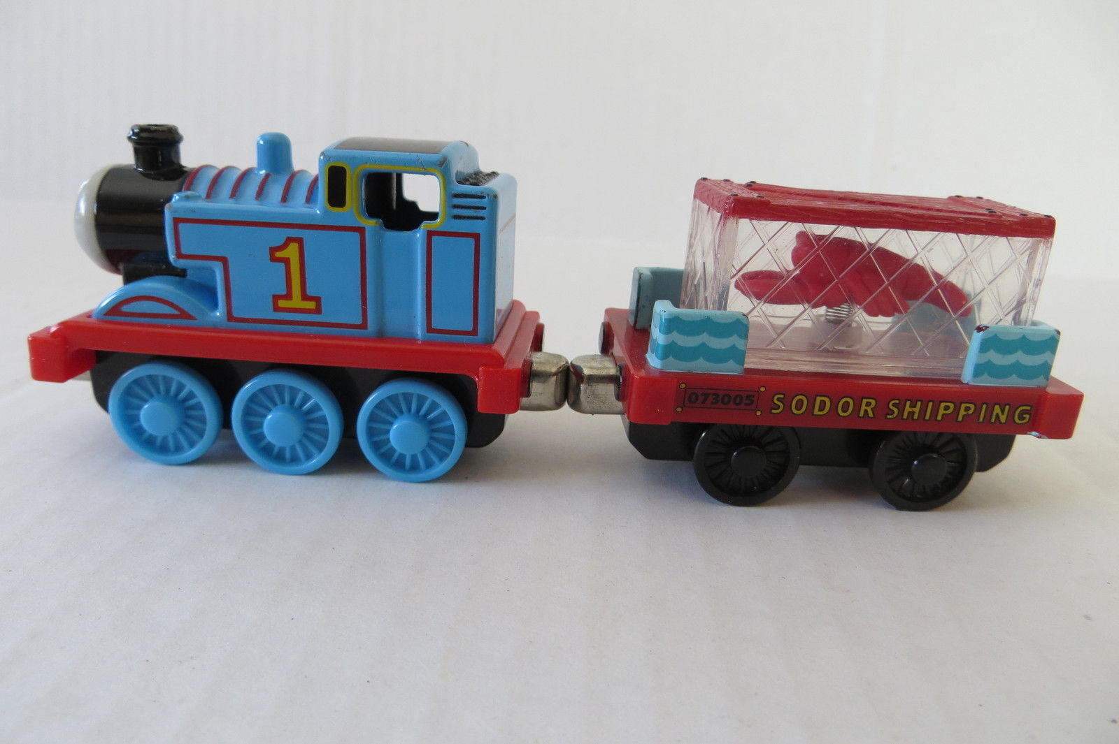 "TOMY THOMAS THE TANK TRACKMASTER ** JOB LOT of CURVE 7/"" LENGTHS ** YEAR 1998 6"