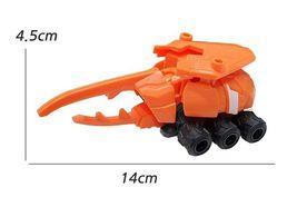 Bugsbot Ignition Basic B-03 Battle Hercules Action Figure Battling Bug Toy image 4