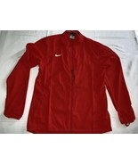 Women's Performance Nike Shield  Jacket NEW NWT Red (645832) Size M MSRP... - $28.21