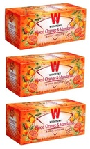 Wissotzky Tea Blood Orange & Mandarin Scent, KP, 3/20 tea bags - $18.75