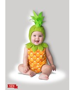 InCharacter Pineapple Fruit Tropical Infant Toddler Halloween Costume 76060 - $18.69+