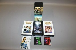 Star Wars VHS Collector's Set - $142.50