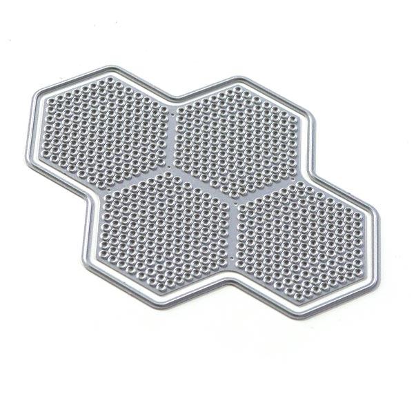 Honeycomb dots