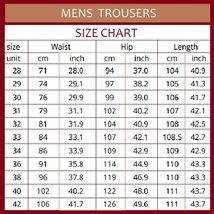 Men's Casual Silver Stage Performers PU Leather Front Zip Straight Slim Trousers image 3