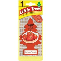 Heirloom Tomato, NEW Little Trees Hanging Car a... - $11.24